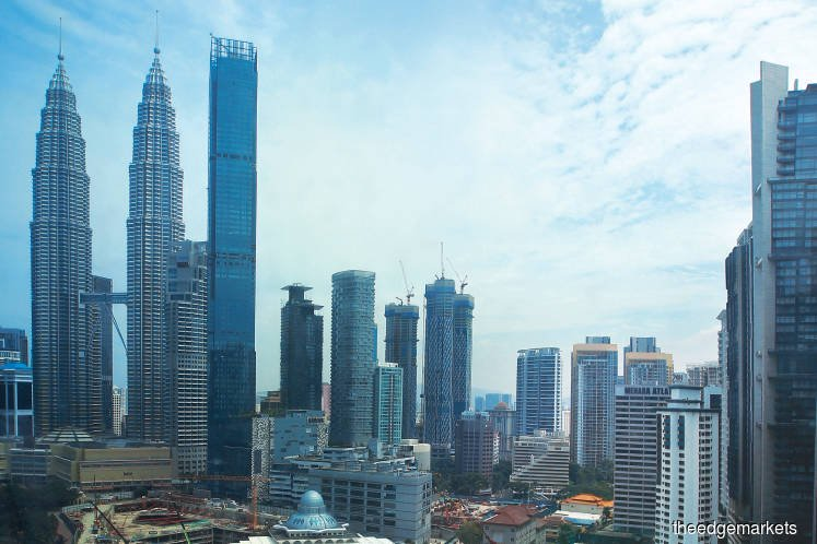 kuala lumpur view 20190523113614 theedgemarkets - The Perks of Staying At The Top of the Line Suites in Kuala Lumpur
