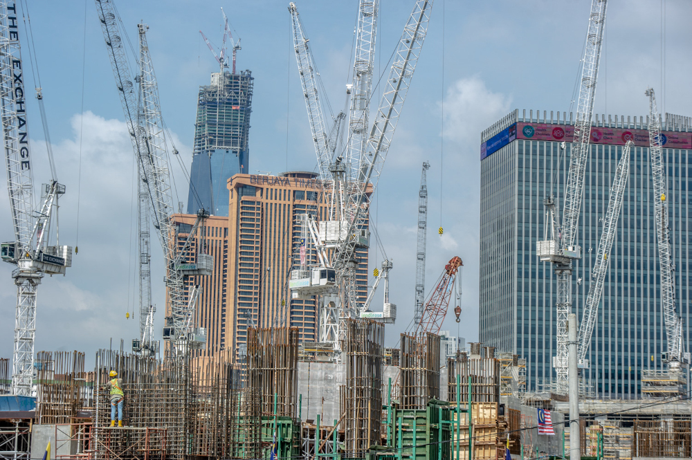 KL construction2 14022021 - The Importance Of Construction Industry On The Economy