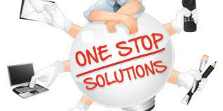one stop one stop shop one stop solution manufacturing